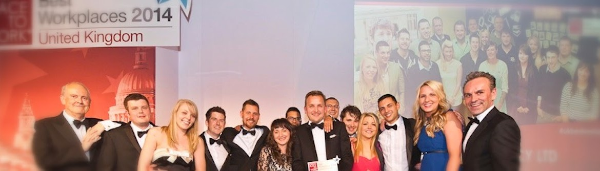 BAM Team Win 'Great Place to Work' Accolade 2014