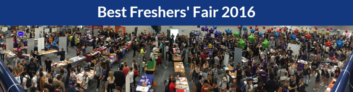 Best Freshers Fair 2016
