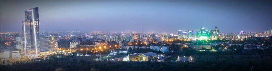 BAM in Kazakhstan