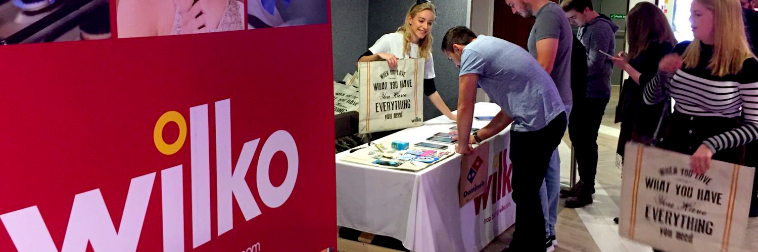 Wilkos Freshers Campaign