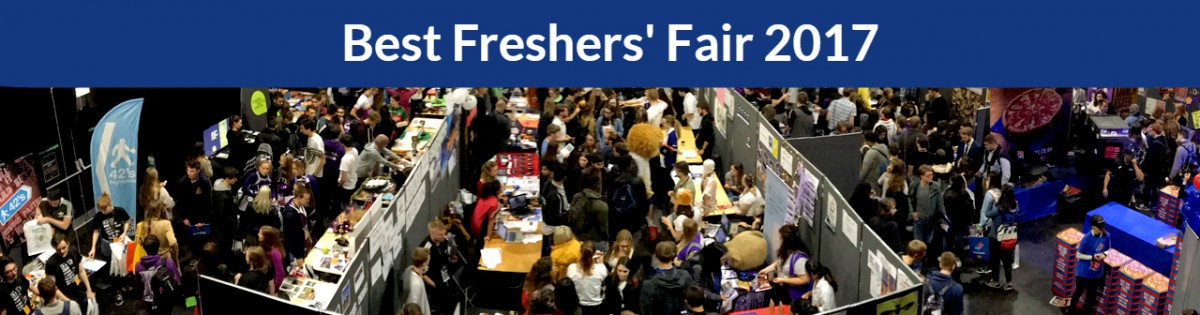 Best Freshers Fair 2017
