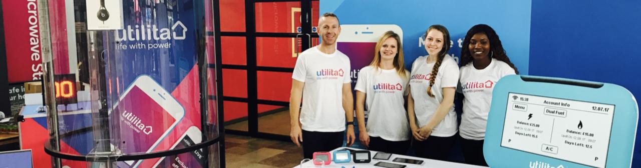 Utilita Freshers Campaign