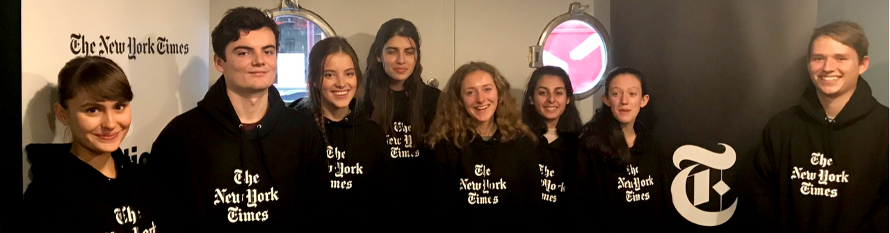 New York Times Brand Ambassadors